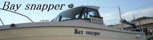 遊漁船Bay